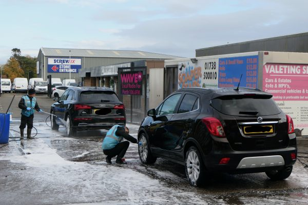 Soaper Stars Car Wash Perth