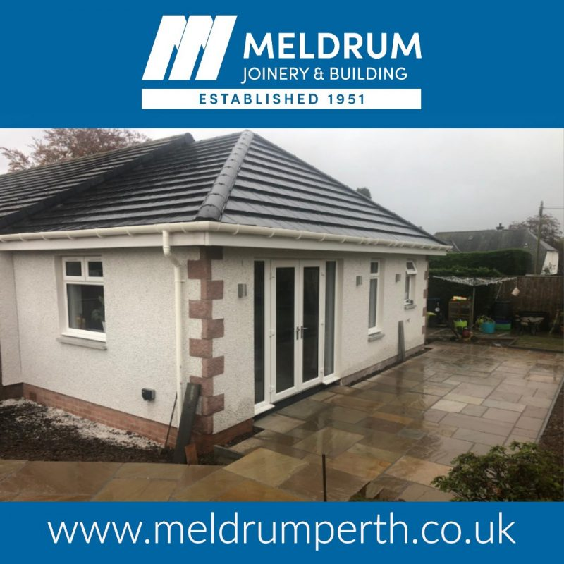 Meldrum Joinery and Building Facebook Post
