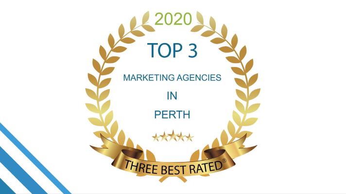 AJD Digital top 3 marketing agencies in Perth award